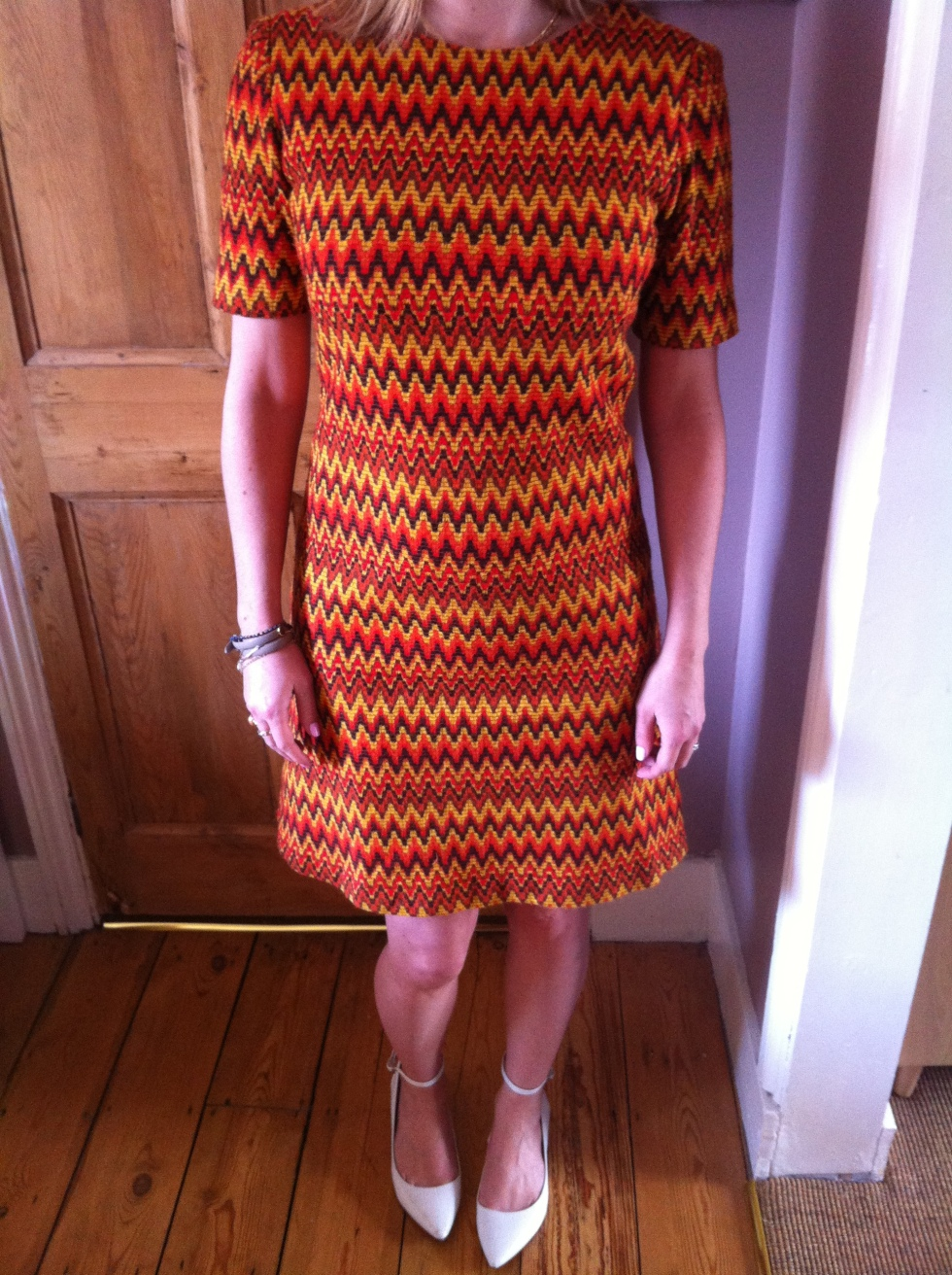 Sixties dress