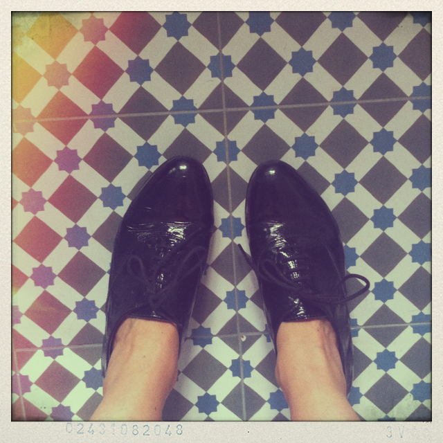 my office jazz shoes