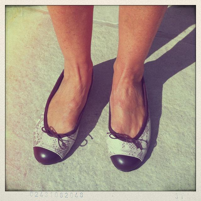 Carina shoes, £140, blochshop.co.uk (BUY ME HERE!)