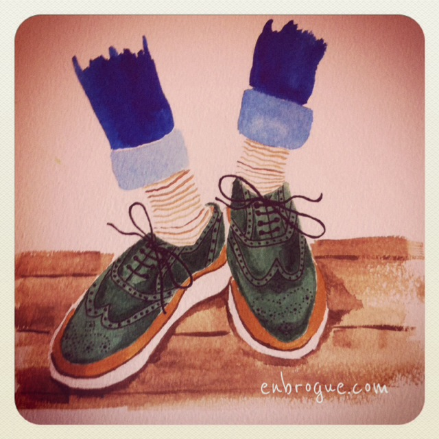 Grenson Emily brogues