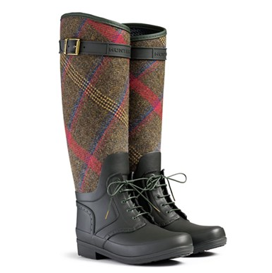 Sandhurst Danescombe, £70, hunter-boot.com (BUY ME HERE!)