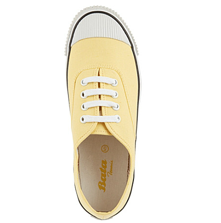 Bata tennis shoes, £35, selfridges.com (BUY ME HERE!)