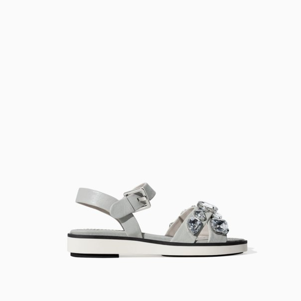 cross over sandals, £59.99, zara.com (BUY ME HERE!)