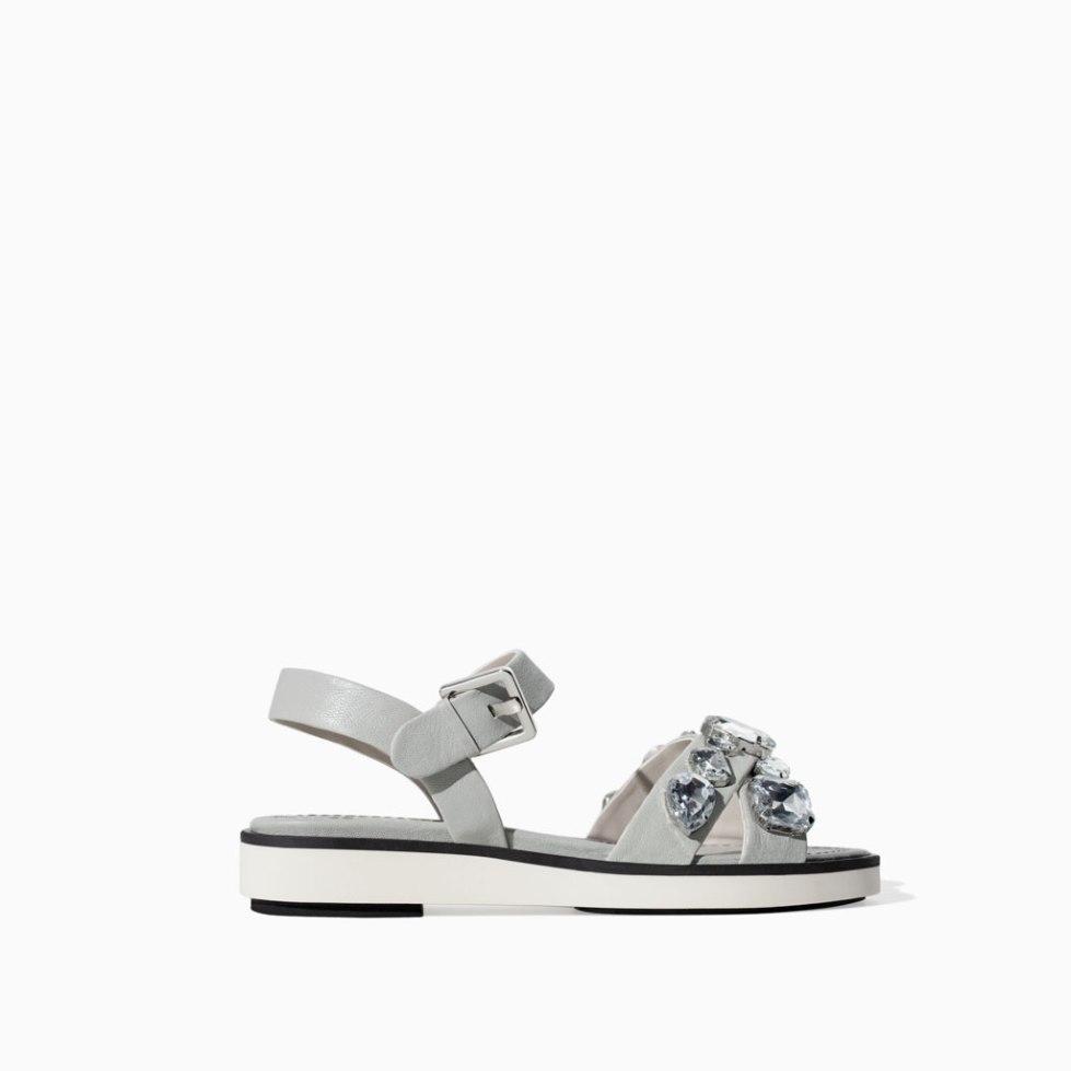 cross over sandals, £59.99, zara.com (BUY ME HERE!)