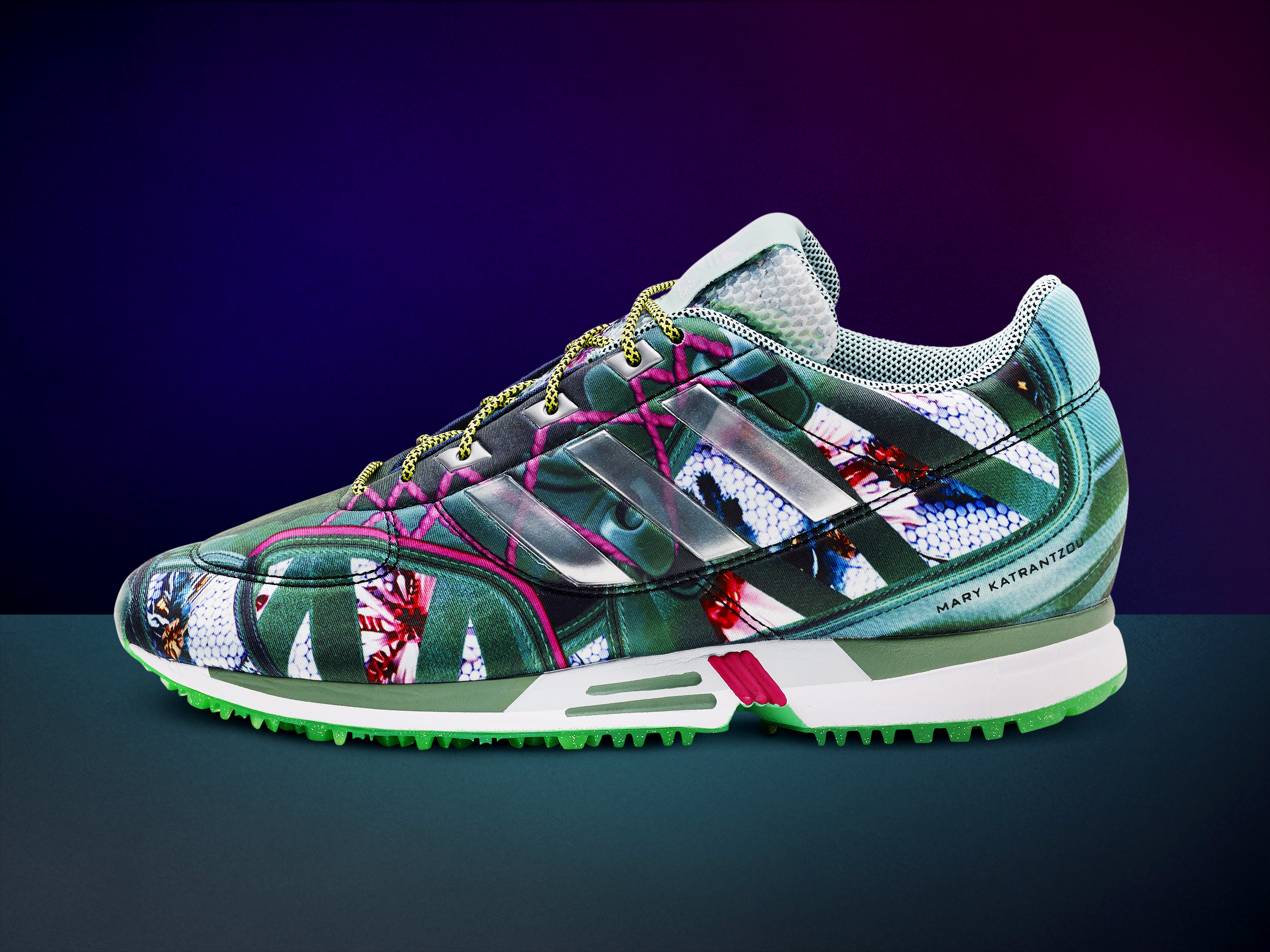 adidas Originals by Mary Katrantzou: ALL the trainers – En ...