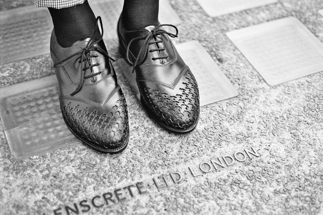 Ronnie Northampton Elizabeth shoe