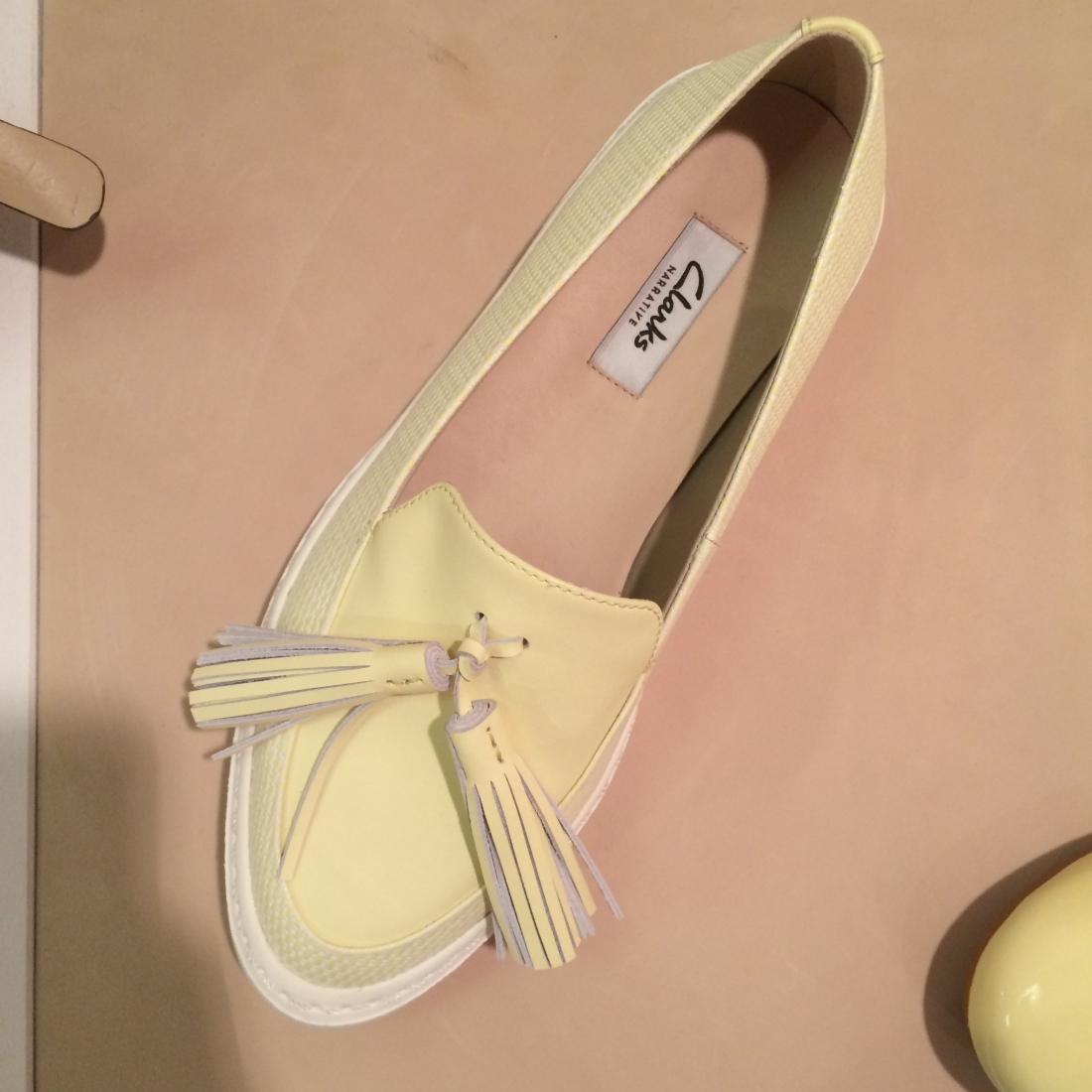 sporty tassel loafers