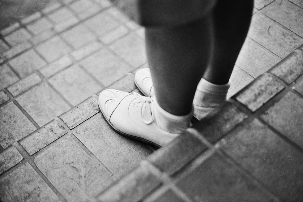 Ronnie Northampton Marlene shoe