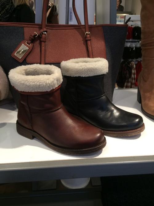 ALDO Ileana boots in store