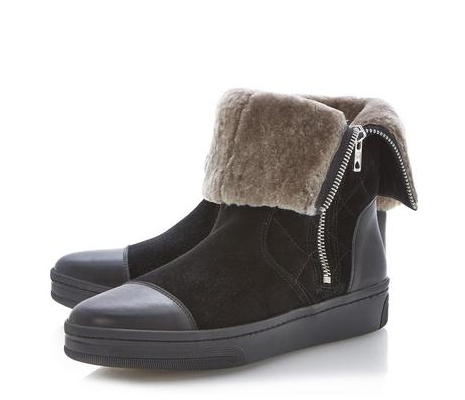 Pingoo boot, £140, dunelondon.com (BUY ME HERE!)