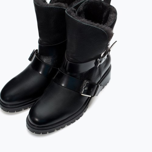 ankle boots, £89.99, zara.co.uk (BUY ME HERE!)