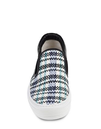 This print will look just as great in the summer. £175 by Aglattilio Giusti Leombruni at shoescribe.com (BUY ME HERE!)