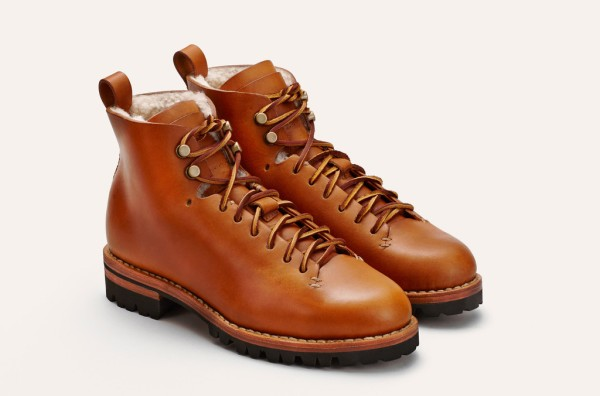 Feit wool hiker