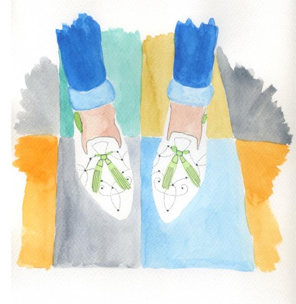 Fratelli Rosetti tassel loafers