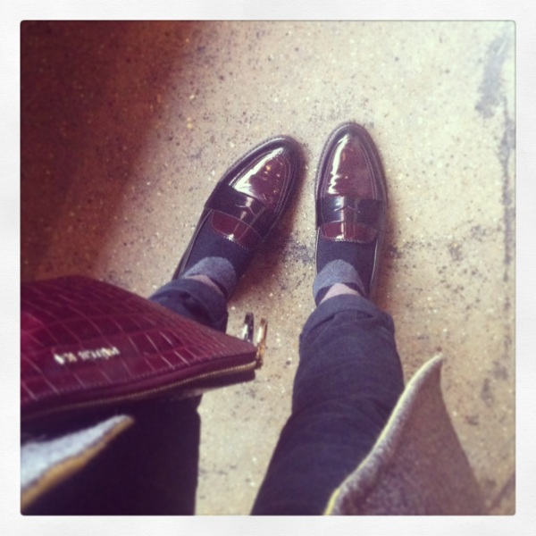 penny loafers Hobbs