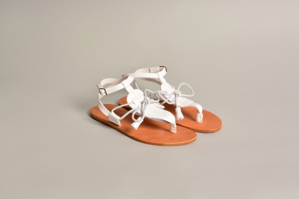 NC slim sandal