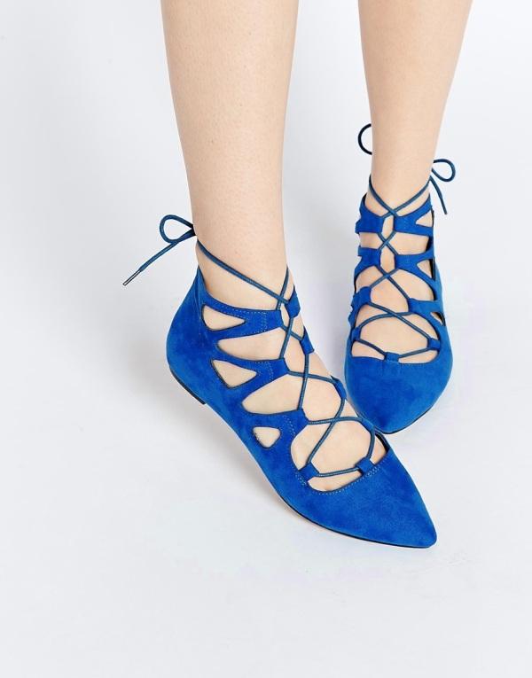 ASOS ghillie blue