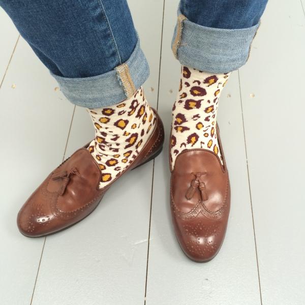 Olivander on feet