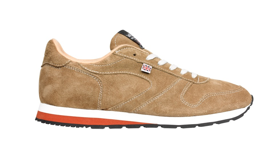 Best Of British Beige Trainers T028020A £99 October