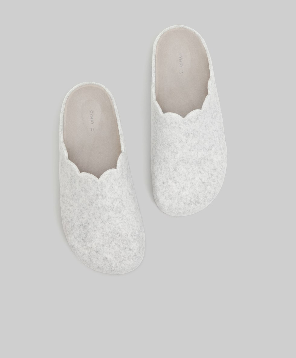 Oysho slippers