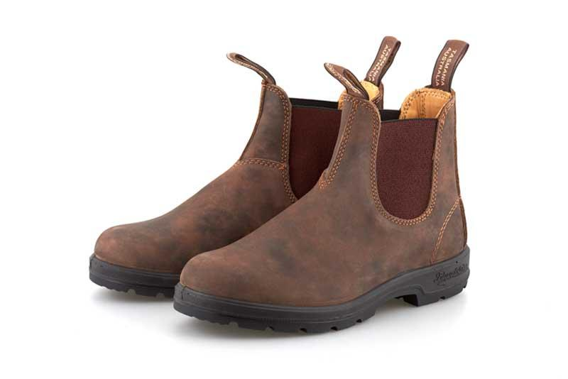 BLUNDSTONE Blundstone 585 Rustic Brown - BROWN_9864