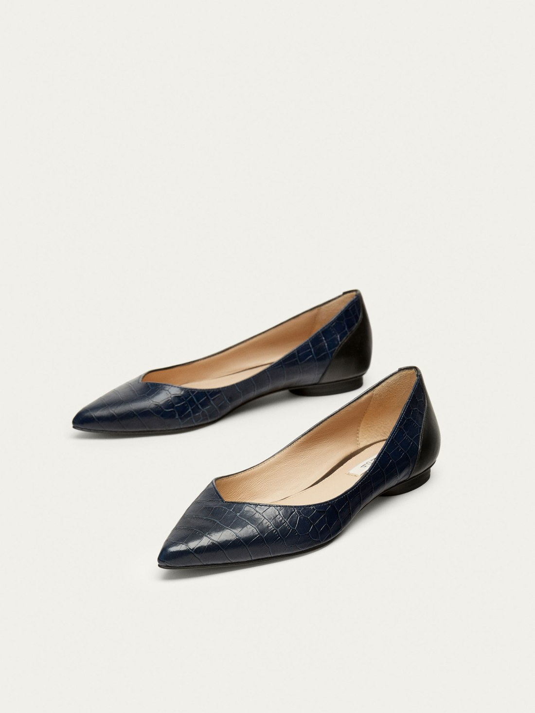 Massimo Dutti work shoes