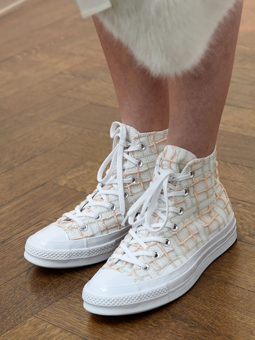 Shrimps SS17 Presentation Featuring Converse