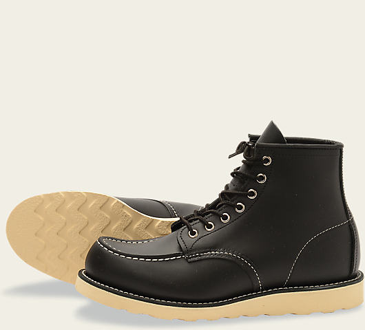 Red Wing black