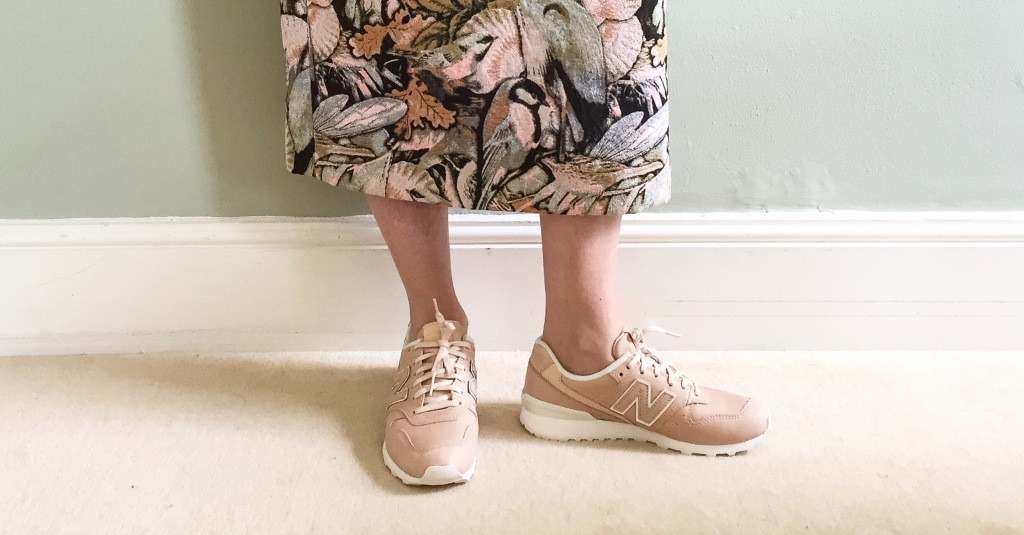 de7492196d73b After spending most of my life harping on about how much I don t want a  pair of pink trainers – because often the smaller sizes only ...