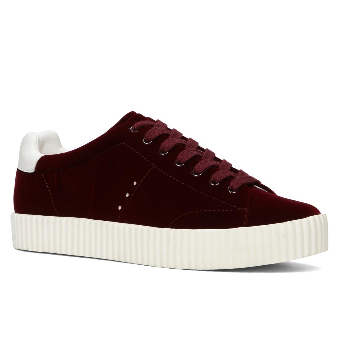 aldo-velvet-sneakers