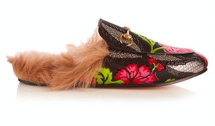 gucci-brocade-backless-loafers