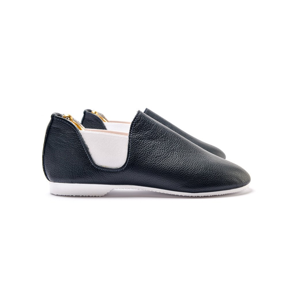 Connaught Chelsea shoe navy