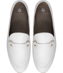 Hudson Ariana loafer white