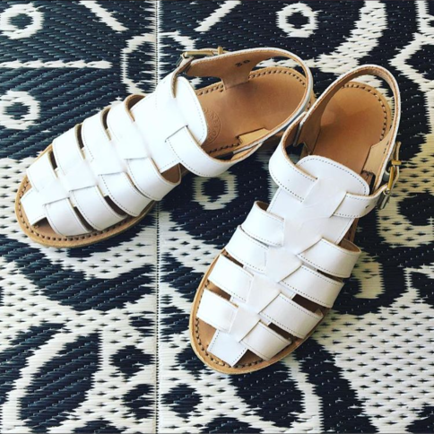 Roo's Beach x Penelope Chilvers Mandy Sandals £169.00