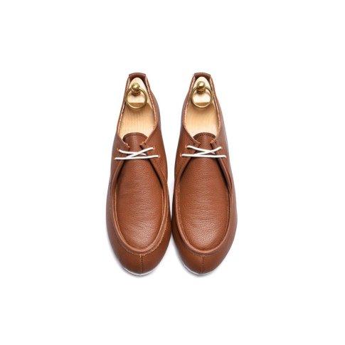 Turner apron shoe brown