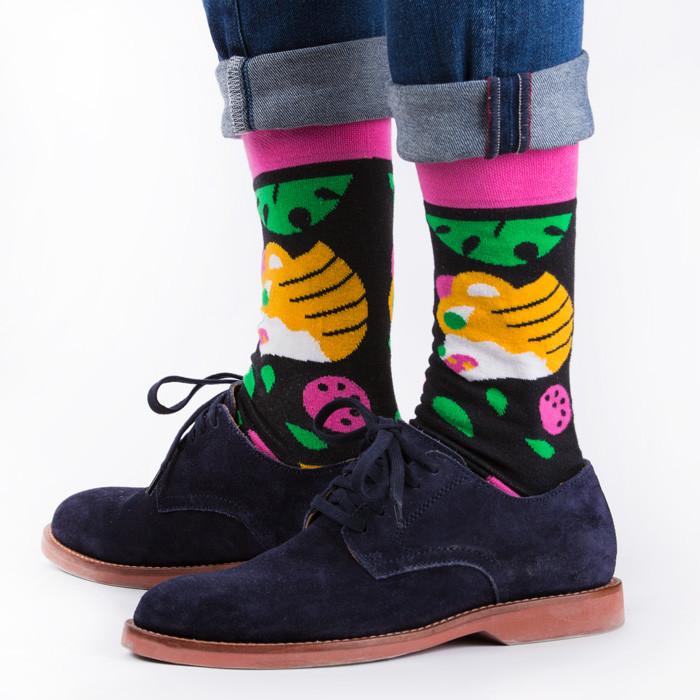 WWF Hedof Look Mate socks