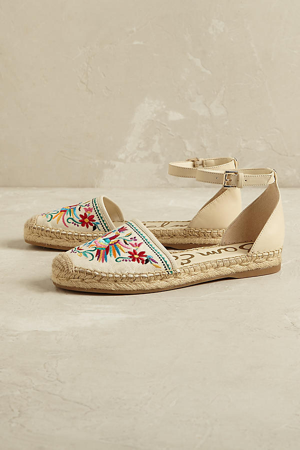 Anthropologie espadrilles