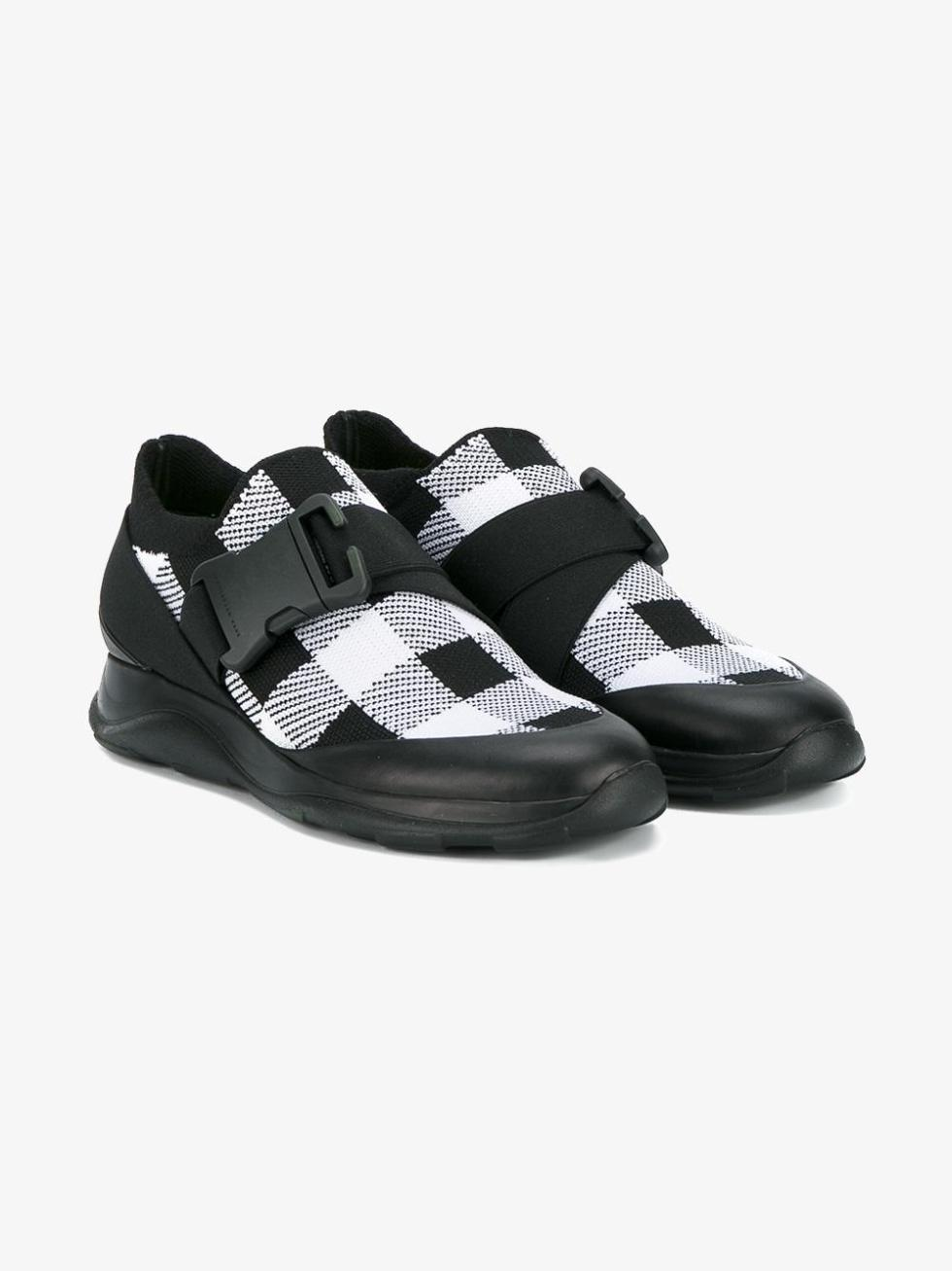 Christopher Kane gingham sneakers