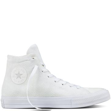 Converse Nike Flyknit white