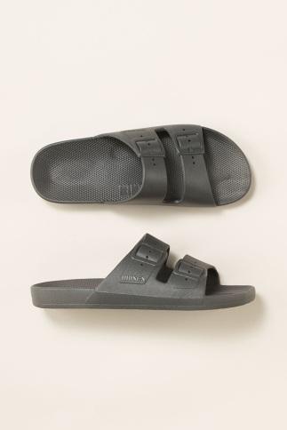 Moses grey slides
