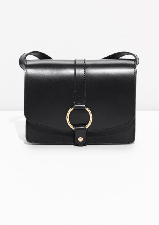 & Other Stories black ring bag