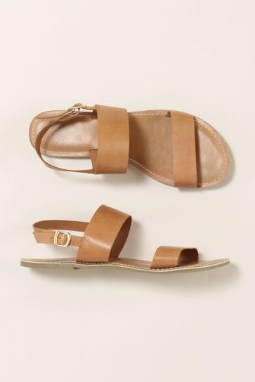 Seasalt Aurora sandals tan