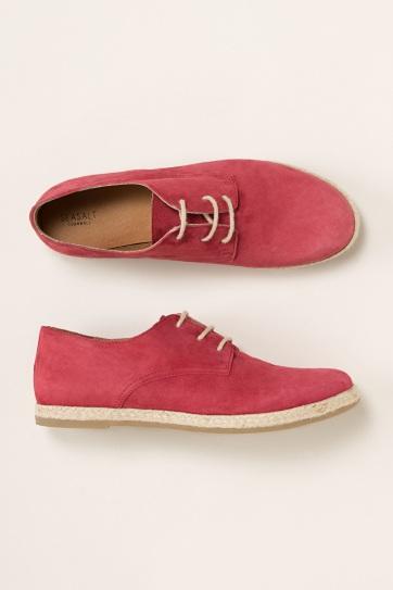 Seasalt Seasong shoe red