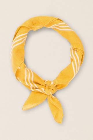 Seasalt yellow sailor square