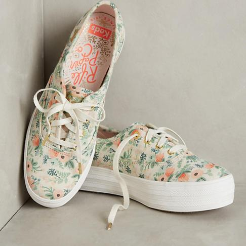 Keds at Anthropologie