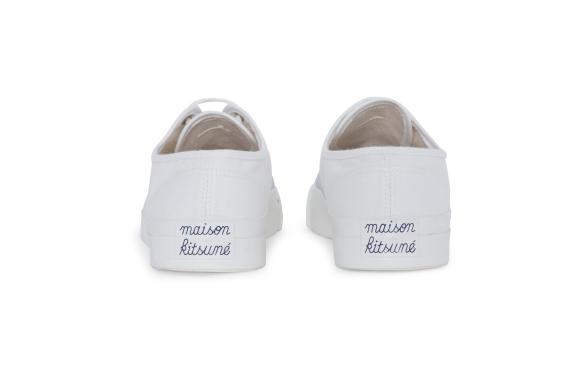 Maison Kitsune sneakers back