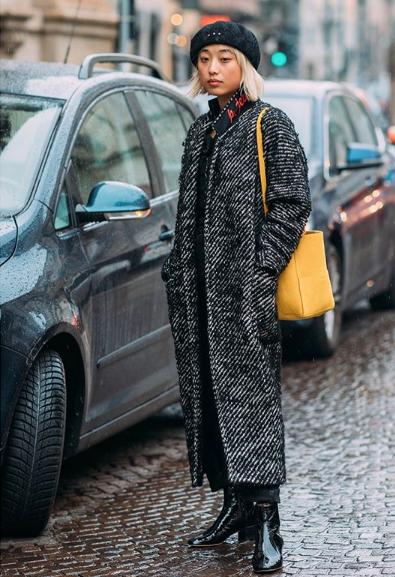 Margaret Zhang wearing Baia