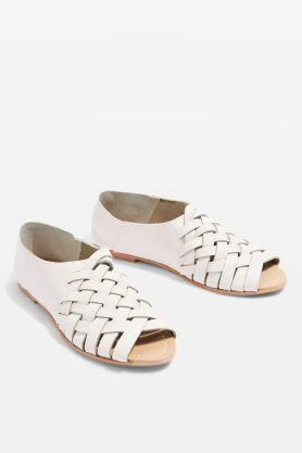 Topshop lattice sandals