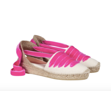 Penelope Chilvers lace up espadrilles