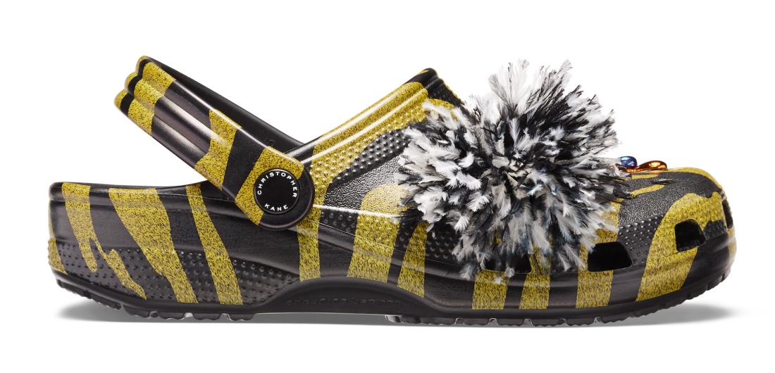 Crocs x Christopher Kane yellow